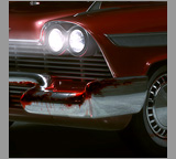 3D rendering plymouth fury - christine